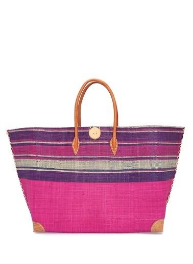 Onigo Plaj Çantası Renkli